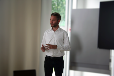 The mobile workplace – a presentation at IntraTeam